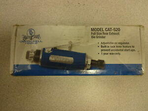 Cornwell Cat 520 Full Size Rear Exhaust Air Die Grinder New