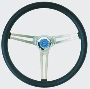 Grant Products Classic Nostalgia Steering Wheel 3 Spoke 15 Inches 969