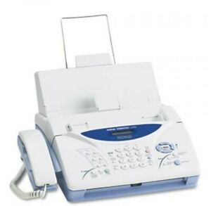 Brother Intellifax 1270e Fax Machine And Copier W 2 Ink Cartridges