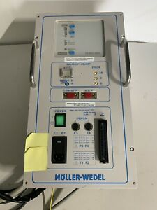 Moller Wedel Vm900 Neurosurgical Microscope Controller Panel Fs3013 300 Parts