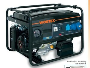 Power Generator Petrol Engine generator 4t 337cc 4 5kw 11hp Wortex 500