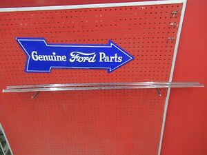 1957 Ford Ranchero Door Upper Trim Molding With Fairlane Trim Option F709