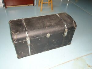 Vintage Antique Automobile Car Trunk Ford Model A T Cadillac Packard Nash Buick