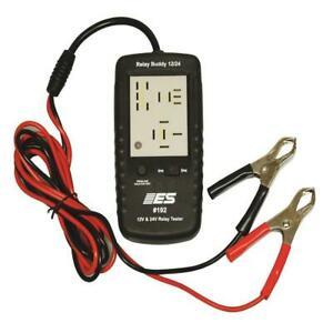 12 volt Or 24 volt Diagnostic Automotive Relay Tester 4 Pin And 5 Pin Relay New