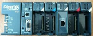 Automation Direct Direct Logic 205 With Dl260 Cpu And Peripherals