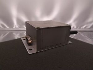 Ditmco 04655 82 1366276 1 03 1366275 2 Rf Switch Driver Nos
