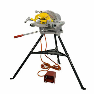 Ridgid 300 Pipe Threader 15682 reconditioned With Threading Oil