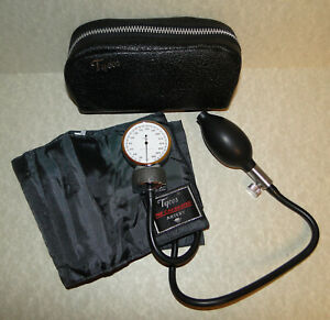 Tycos Blood Pressure Sphygmomanometer With Case Adult Size