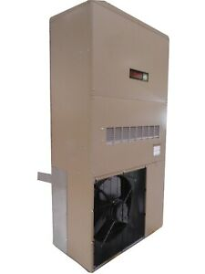 Used 3 Ton Packaged Wall Mount Heat Pump Eubank H436b00a3fds 208 230v