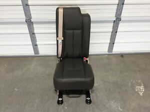 2007 2017 Lincoln Navigator Ford Expedition 2nd Second Middle Jump Seat Brown