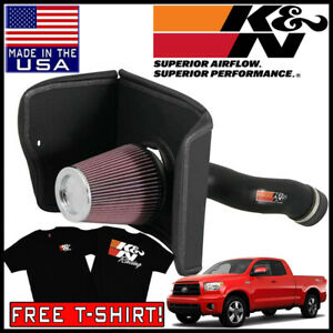 K n Aircharger Fipk Cold Air Intake System Fits 2007 2011 Toyota Tundra 5 7l V8