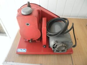 Snap On Air Cond Heavy Duty Vacuum Pump Old Style Can Pull 29 99 I Can Ship