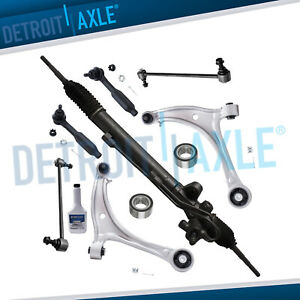 2005 2010 Honda Odyssey Touring Rack And Pinion Lower Control Arm Suspension Kit