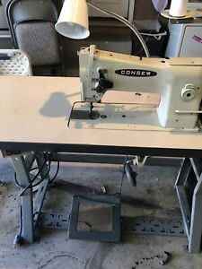 Consew 206rb 5 Walking Foot Sewing Machine For Leather Upholstery