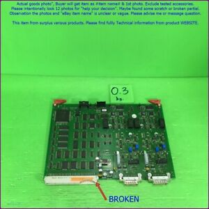 Panalytical Dual Mca 5322 790 00931 controller Pcb As Photo Sn 0931