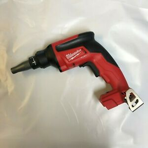 Milwaukee 2866 20 M18 Volt Fuel Cordless Drywall Screw Gun New