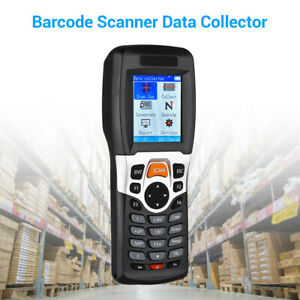 Handheld Inventory Scanner Collector With Lcd Screen Compatible With Windows Xp