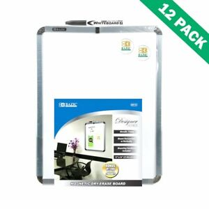 Dry Erase Board Set Wall Mount Magnetic Dry Erase Board Small Set Of 12