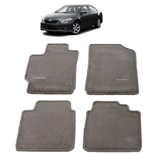 2007 2011 Camry Floor Mats Taupe Carpet 4 Piece Genuine Toyota Pt206 32100 45