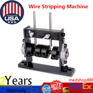 Manual Wire Stripping Machine Tool For Recycling Wire Scrap 1 20mm 2 Cutter