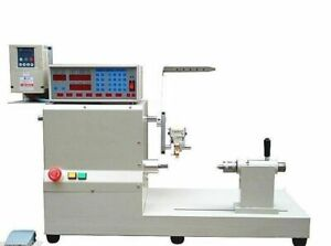Computer Fully Automatic Coils Winder Winding Machine With Large Baseboard Y