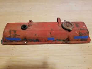 Small Block Gm Chevy Valve Covers Oem 265 307 350 400