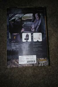 Browning Universal Fit Camo Seat Cover Mossy Oak Infinity Camo And Black