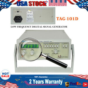 t101d digital Signal Generator Multi function Led 0 2hz 2mhz Tag 101d Us Plug