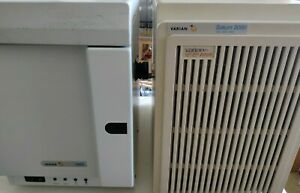 Varian 3900 Gc With Saturn 2000 Ms ms And Pc software