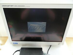 Stryker 26 Vision Elect Hdtv Endoscopy Monitor W power Brick Surgical