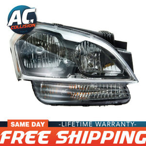 20 12733 00 1 Headlight Assembly Passenger Side For 2012 2013 Kia Soul