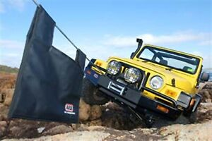 Arb 4x4 Accessories 3450070 Front Deluxe Bull Bar Winch Mount Bumper