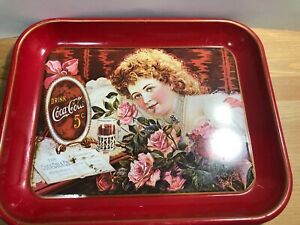 Best Coca Cola Tray 75Th Collectibles