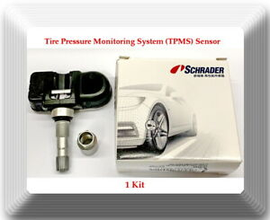 Tire Pressure Monitoring System Tpms Sensor Fits 300 Challenger Charger Viper
