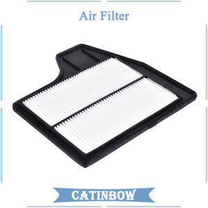 Engine Air Filter For 13 16 Nissan Altima 4 Cyl Ca11450 49073 Af6297 16546 3ta0a