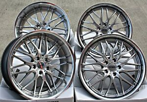 20 Alloy Wheels Cruize 190 Sp Fit For Bmw 5 Series E39 E60 E61 F10 F11 Gt G30