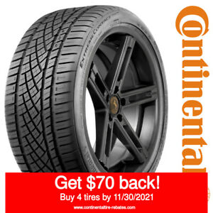 Continental Extremecontact Dws06 295 35zr18 99y quantity Of 4