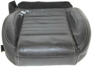 2005 2006 2007 2008 2009 Ford Mustang Driver Side Seat Cushion Black Leather