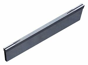 3 16 Wide X 7 8 Cut off V groove T blade Brazed Carbide Double End Micro 100