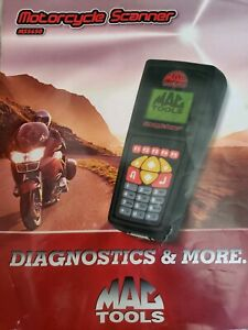 Mac Tools Motorcycle Scanner Ms5650 Diagnostic Bike Service Tool