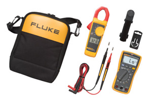 Fluke 117 323 kit Electricians Multimeter Combo Kit Authorized Distributor