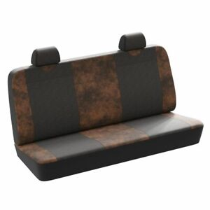 Pilot Automotive Universal Walnut Brown Truck Bench Seat Cover Sc 669 Single