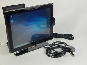 Aures Yuno 15 Touch Aio Pos System Kit