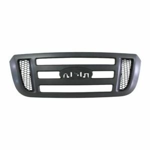 Grille Gray Front For 2006 2011 Ford Ranger Fo1200473