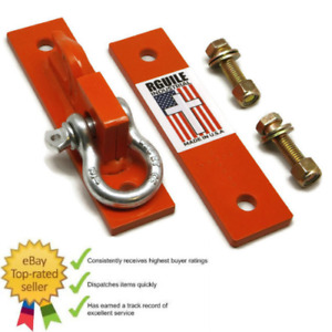 Tractor Bucket Hooks Loader Hd 7 3 4 X 2 Grab Hook Shackle Madeusa Combo
