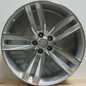 22 Inch Chevy Camaro Rims Zl1 Ss Rs Z28 Lt Staggered Machined 2019 Wheels