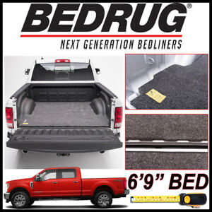 Bedrug Classic Bed Mat Truck Liner For 2017 2019 Ford F 250 F 350 With 6 9 Bed
