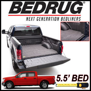 Bedrug Classic Bed Mat Truck Liner For 2015 2019 Ford F 150 With 5 5 Ft Bed