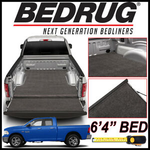 Bedrug Xlt Carpet Truck Bed Liner Mat Fit 2002 2018 Dodge Ram 1500 With 6 4 Bed