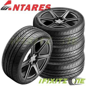 4 New Antares Ingens A1 205 40r17 Tl 84w All Season Performance Tires